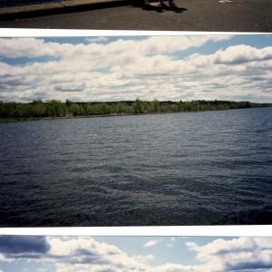 Canada -  Pranzo nel Maine con partenza da Montreal con Luciano Conti e Carla Ramacciotti XVI Congresso dell'Associazione Internazionale per lo studio del suicidio (Montreal, Canada, 30 maggio-3 giugno, 1993)
