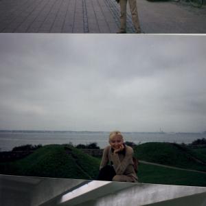 Denmark -  In giro per la Danimarca  dopo la relazione al Congresso dell'Associazione Europea di psichiatria (Copenhagen, Danimarca, 20-24 settembre, 1998): non era neppure freddo!!