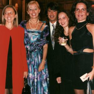 """Londra - Relazione al simposio Internazionale """"Obsessive-compulsive disorder: from neurobiology to therapy"""" (Londra, 14 settembre, 1996), con Chiara Pfanner, Angela Di Muro, Alessandro Nencioni, Patrizia Lenzi)"""