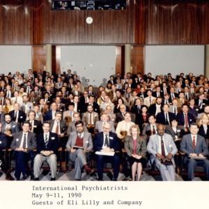 Congresso internazionale a Indianapolis, 1990