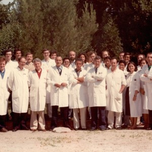 8 luglio 1985, giorno della specializzazione in Psichiatria.