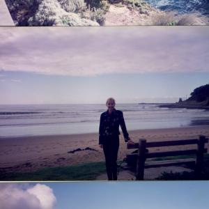 Escursione agli 11 apostoli dopo il simposio a Melbourne (Congresso mondiale di psicofarmacologia, CINP, 23-27  giugno 1996; Australia)