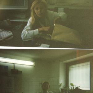 Laboratorio -  Istantanee dal laboratorio nei sotterranei della clinica psichiatrica di Pisa, il mio regno per anni, peccato che Alessandro Rotondo non sia un granché come fotografo (1998)