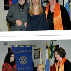 """Presentazione Rotary 2009 - Presentazione """"La neurobiologia della passione amorosa"""" al Rotary Club di Prato, aprile 2009"""