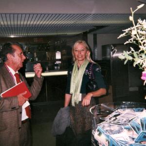 Al Congresso SOPSI insieme al prof. Castrogiovanni (Roma, 2004)