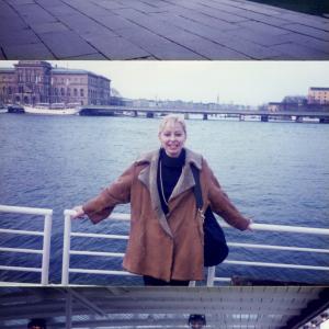 Master a Stoccolma (aprile 1995)